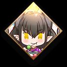 [アイコン] 【お花見】雷神