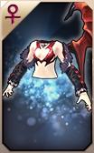 [称号] 「淫魔の衣・胸当」