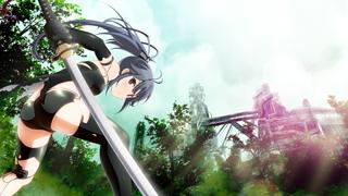 山城 由依【NieR】 ホーム画面の背景画像