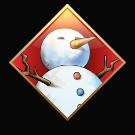 [アイコン] 雪だるま