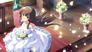 十条 姫和【ブライド】 ホーム画面の背景画像